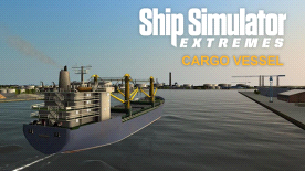Ship Simulator Extremes - Cargo Vessel