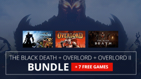 The Black Death + Overlord + Overlord 2 Bundle