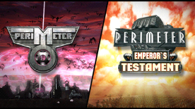 Perimeter and Perimeter: Emperor's Testament pack