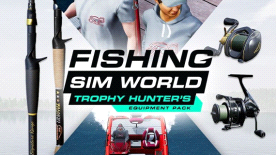 Fishing Sim World: Trophy Hunter's Equipment Pack