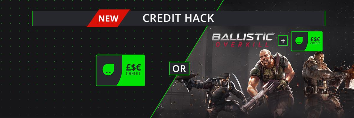 Credit Hacks Promotion