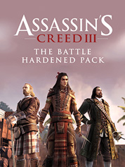 Assassin's Creed III: The Battle Hardened Pack DLC