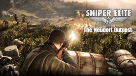 Sniper Elite V2 – The Neudorf Outpost DLC Pack