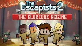 Escapists 2 - Glorious Regime Prison