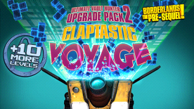 Borderlands: The Pre Sequel - Claptastic Voyage and Ultimate Vault Hunter Pack 2