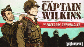 Wolfenstein® II: The Deeds of Captain Wilkins (DLC 3)