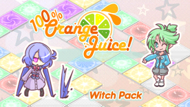 100% Orange Juice - Witch Pack