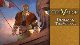 Sid Meier's Civilization® V: Civilization and Scenario Pack: Denmark - The Vikings