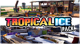 Table Top Racing: World Tour - Tropical Ice Pack