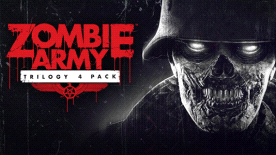 Sniper Elite: Zombie Army Trilogy - 4 Pack