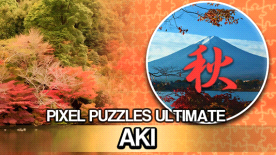 Pixel Puzzles Ultimate - Aki Puzzle Pack
