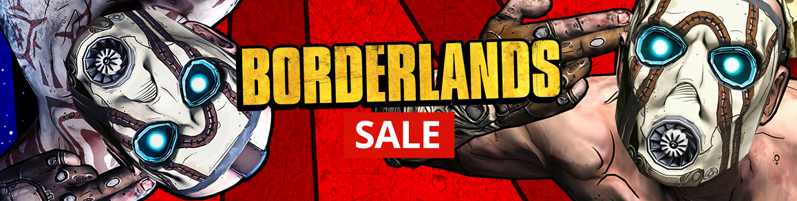 Borderlands Sale