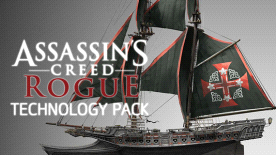 Assassin's Creed Rogue Time Saver - Technology Pack
