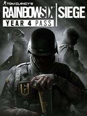 Tom Clancy's Rainbow Six Siege - Year 4 Pass