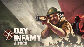 Day of Infamy 4 Pack
