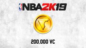 NBA 2K19: 200000 VC PACK