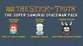South Park: The Stick of Truth - Samurai Spaceman Pack