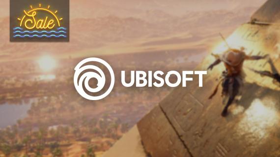 Summer Sale - Ubisoft
