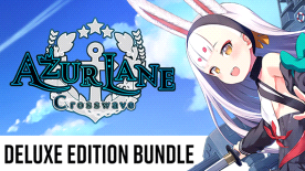 Azur Lane: Crosswave - Deluxe Edition Bundle