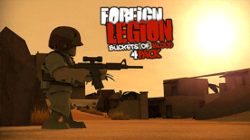 Foreign: Legion Buckets of Blood - 4 Pack