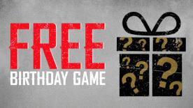 Free Birthday Game 2017