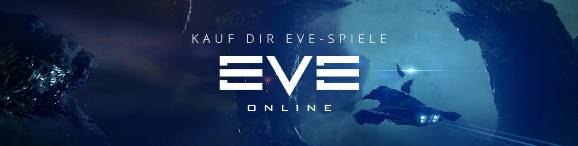EVE Online-Spiele im Angebot