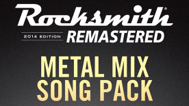Rocksmith 2014 – Metal Mix Song Pack (PS4)