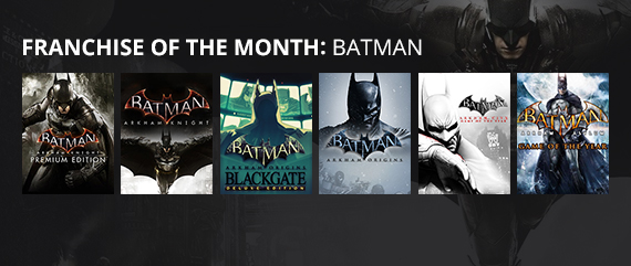 Batman - Franchise of the Month