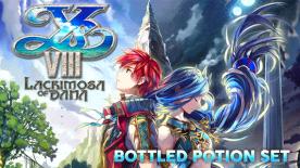 Ys VIII: Lacrimosa of DANA - Bottled Potion Set
