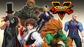 Street Fighter V - Season 3 Character Pass
