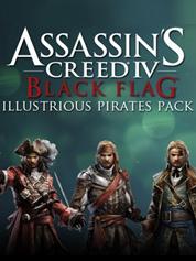 Assassin's Creed®IV Black Flag™ - Illustrious Pirates Pack