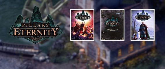 Pillars of Eternity Titles