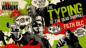 Typing of the Dead Overkill Filth of the Dead DLC