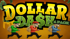 Dollar Dash 4 Pack
