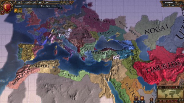 Europa Universalis IV: Digital Extreme Upgrade Pack