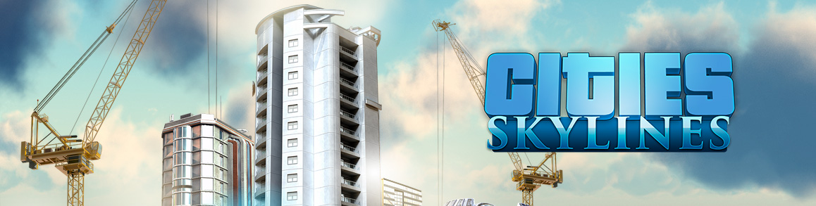 Cities Skylines Header