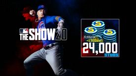 MLB THE SHOW 20: STUBS (24000)