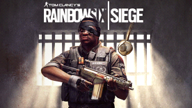 Tom Clancy's Rainbow Six Siege: Capitão Detainee Set