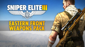 Sniper Elite III – Eastern Front Weapons Pack