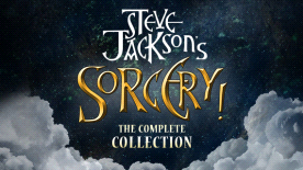 Steve Jackson's Sorcery! - The Complete Collection