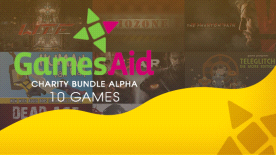 GamesAid 10 Game Charity Bundle Alpha