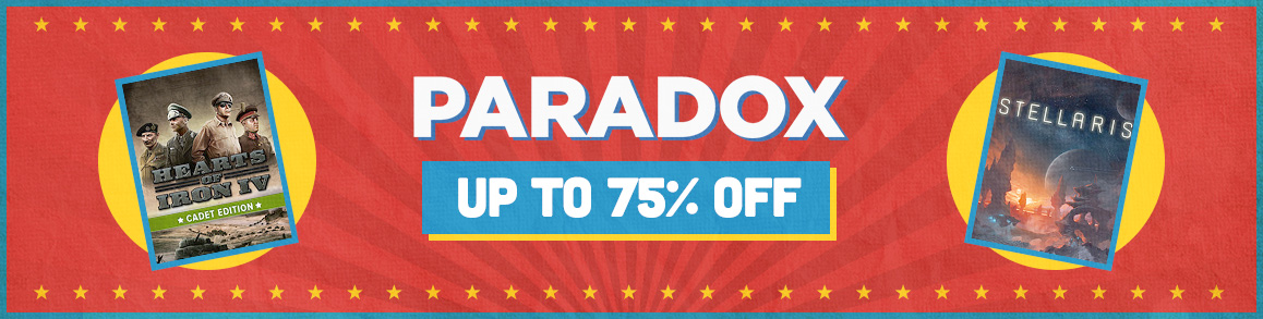 Easter Sale Paradox Deals