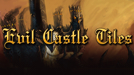 RPG Maker: Evil Castle Tiles Pack