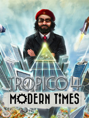 Tropico 4 modern times product activation code