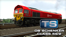 Train Simulator: DB Schenker Class 59/2 Loco Add-On