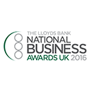 The Lloyds bank National Business Awards UK 2016