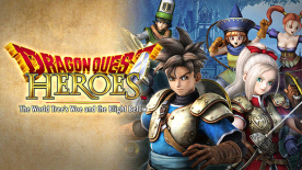 DRAGON QUEST HEROES™: The World Tree's Woe and the Blight Below