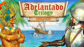 Adelantado Trilogy. Book one