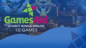 GamesAid 10 Game Charity Bundle Epsilon