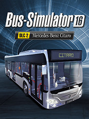 Bus Simulator 16: Mercedes Benz-citaro